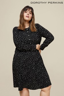 Dorothy Perkins Curve Shirt Dress