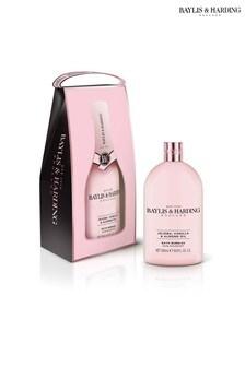 Baylis & Harding Jojoba, Vanilla  Almond Oil 500ml Bath Bubbles