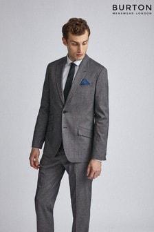 Burton Tailored End On End Suit Jacket