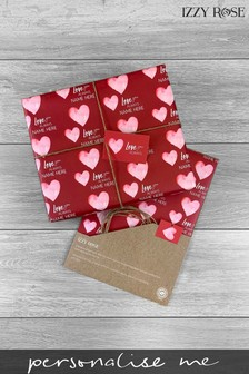 Personalised Love You Always Gift Wrap & Tags by Izzy Rose