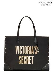 Victoria's Secret Studded Victoria Tote