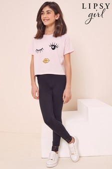 Lipsy T Shirt And Legging Set
