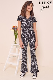 Lipsy Ruched Top And Trouser Set