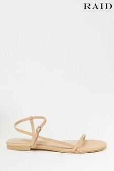 Raid Elfred Square Toe Strappy Sandal