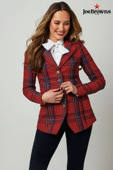 Joe Browns Ravishing Check Jacket