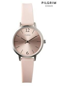 PILGRIM Plated Bianca Watch