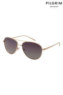 PILGRIM Nani Aviator Sunglasses