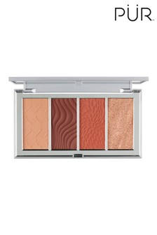 PÜR 4 in 1 Skin-Perfecting Powders Face Palette