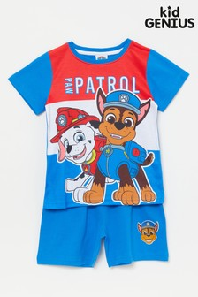 Kid Genius Paw Patrol Chase and Marshall Pj Set