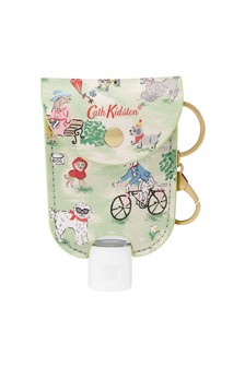 Cath Kidston Hand Bag Charm with 45ml Moisturising Antibacterial Hand Gel