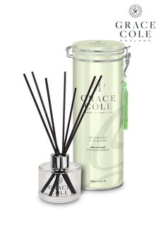 Grace Cole Grapefruit Lime and Mint Reed Diffuser 200ml