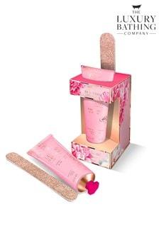 The Luxury Bathing Company Hand Bouquet Gift Set