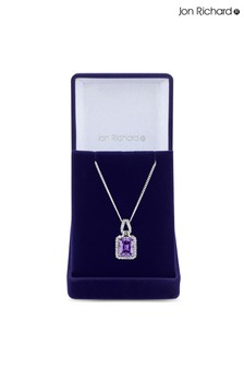 Jon Richard Cubic Zirconia Necklace in a Gift Box