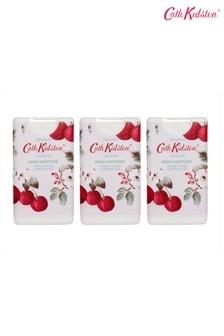Cath Kidston Mini Cherry Sprig Hand Sanitiser 20ml