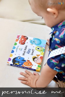 Personalised What Makes Alex Great Disney™ Board Book by Signature Book Publishing