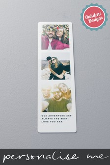 Personalised Photo Upload Bookmark by Oakdene Designs