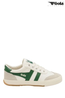 Gola Badminton Canvas LaceUp Trainers
