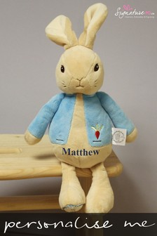 Personalised My 1st Peter Rabbit by Signature Gifts