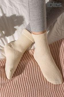 Totes Cashmere Bed Socks