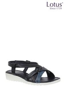 Lotus Footwear Leather OpenToe Sandals