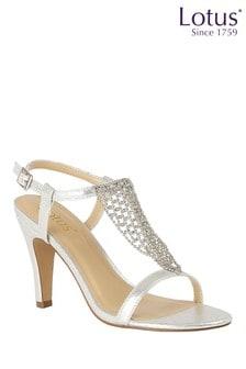 Lotus Footwear SlingBack Open Toe Shoes