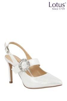 Lotus Footwear SlingBack Court Shoes