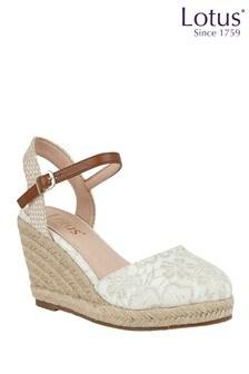 Lotus Footwear Wedge Shoes