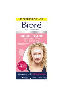 Biore Deep Cleansing Pore Strips Combo 14 Pack