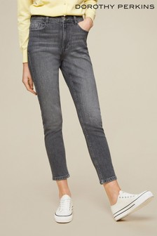 Dorothy Perkins Mom Denim Jeans With Organic Cotton
