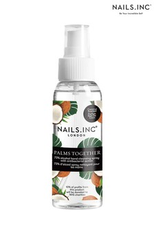 NAILS INC Palms Together Cleansing Spray Coconut Scent