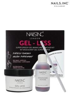 NAILS INC Gel-less Remover Kit