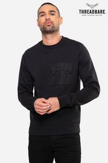 Threadbare Fin Crew Neck Sweatshirt