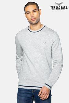 Threadbare Sam Crew Neck Sweatshirt