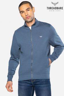 Threadbare Whylie Zip Through Sweatshirt