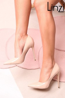 Linzi Aston Classic Pointed Court Heel