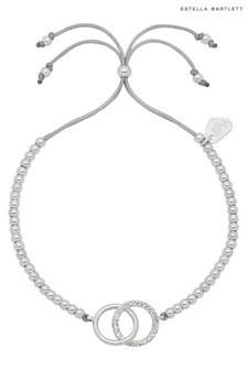 Estella Bartlett Interlinked Rings Liberty Bracelet
