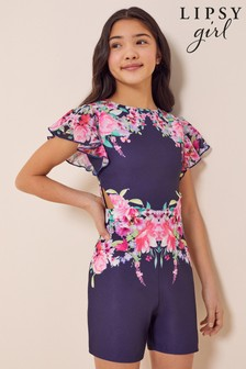 Lipsy Cut Out Playsuit