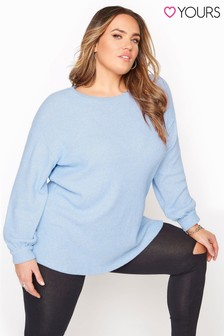 Yours Soft Touch Rib Top