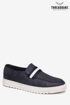 Threadbare Monaco Boat Shoe Faux Leather