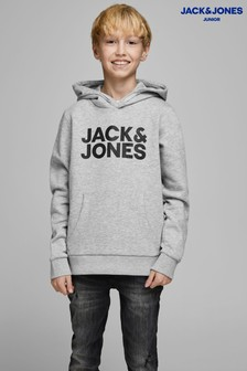 Jack & Jones Junior Logo Hoodie