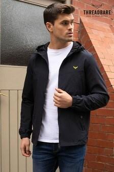 Threadbare Carbon Lightweight Hooded Jacket