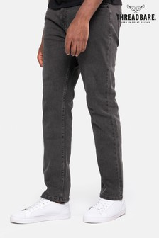 Threadbare Penrith Straight Leg Jeans