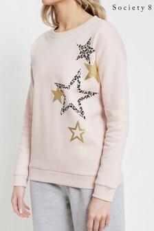 Society 8 Star Sweatshirt