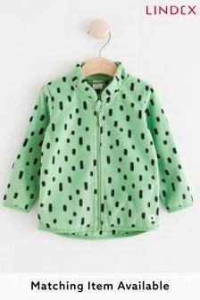 Lindex Baby Fleece Lined Jacket