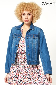 Roman Denim Jacket