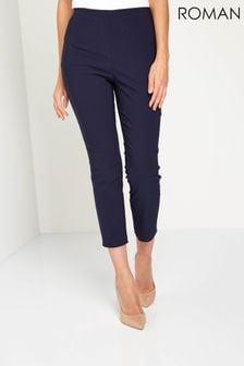 Roman 3/4 Length Stretch Trouser