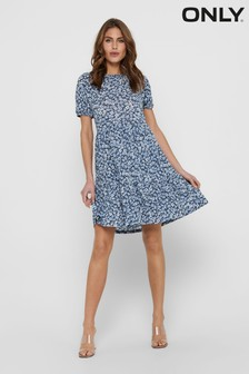 Only Ditsy Floral Smock Dress