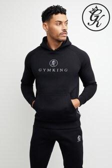 Gym King Logo Hoodie