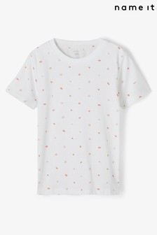 Name It Geo Print T-Shirt