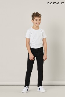 Name It Adjustable Waist Chino Trousers